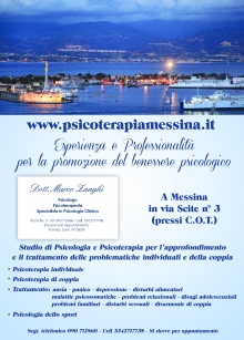 - PSICOTERAPIA MESSINA